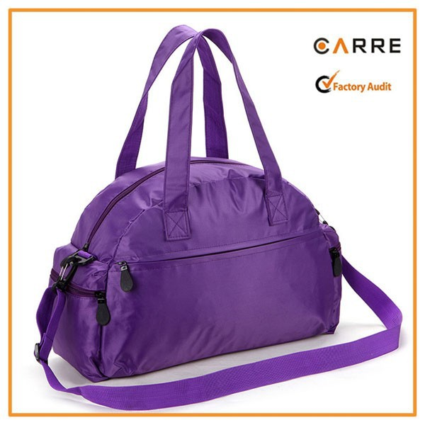 waterproof nylon messenger duffle ladies travel bags