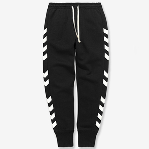Wholesale  Blank Chino Jogger Pants With Drawstring For Men