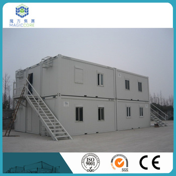 Professional prefabricated house container van house for sale philippines mobile home buy - Container van homes ...