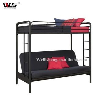 Hot Sale Modern Metal Bunk Bed Frame Camp Beds Buy Metal Steel