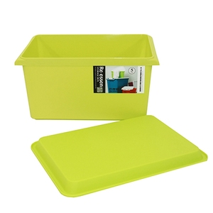 VARYAG New Design 5 Litre Storage Learning Tools Small Objects Stackable Multifunctional PP Storage Plastic Box With Lids