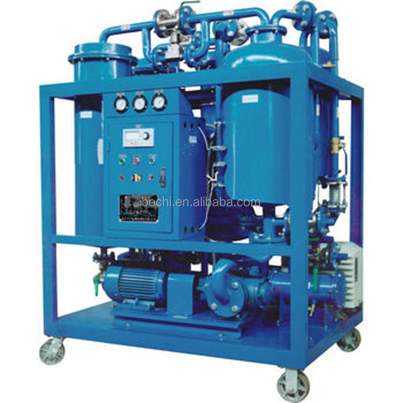 High Efficiency Insulating Vacuum Oil Purifier