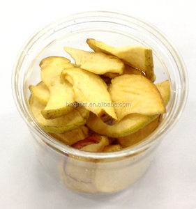 Supply Natural VF Dried Apple Crisps With high Quality