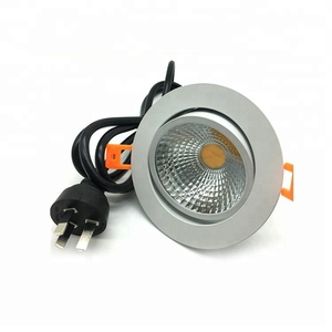 LED COB Downlight Dimmable led recessed light led commercial lighting