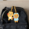 Fashion trend bear luggage tag high quality cheap luggagetag