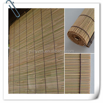 Bambus Blinde Bambusvorhang Outdoor Bambus Jalousien Fenster