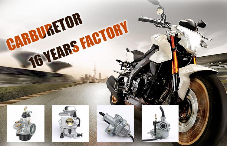 KTM50 SX50 50CC 2001-2008 üst düzey kir arazi motosikleti karbüratör