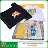 QingYi custom high quality t shirt printing for heat transfer
