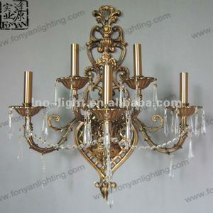 New style zinc-alloy compound wall lighting