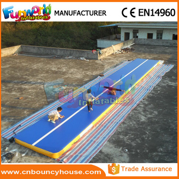 indoor used gymnastics equipment tumbling mats gymnastics floor