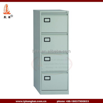 Dark Grey A4 Letter Size Steel Filing Locker Cabinet 4 Drawer Home Custom File  Cabinets Canada