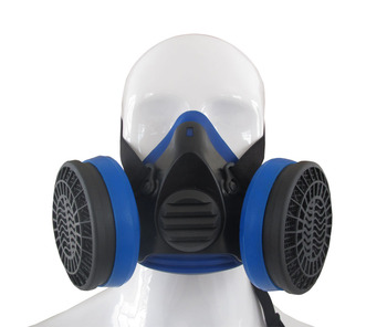 China Gas Mask Manufacturer Half Face Gas Mask,Activated Carbon ...