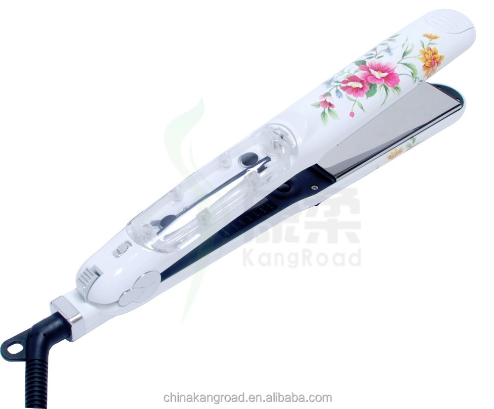 2017 New Products As Seen On TV Steam Keratin Hair Iron Hair Straightener