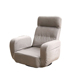 living room lounge comfort relaxing low backrest modern sofa chair for armchair