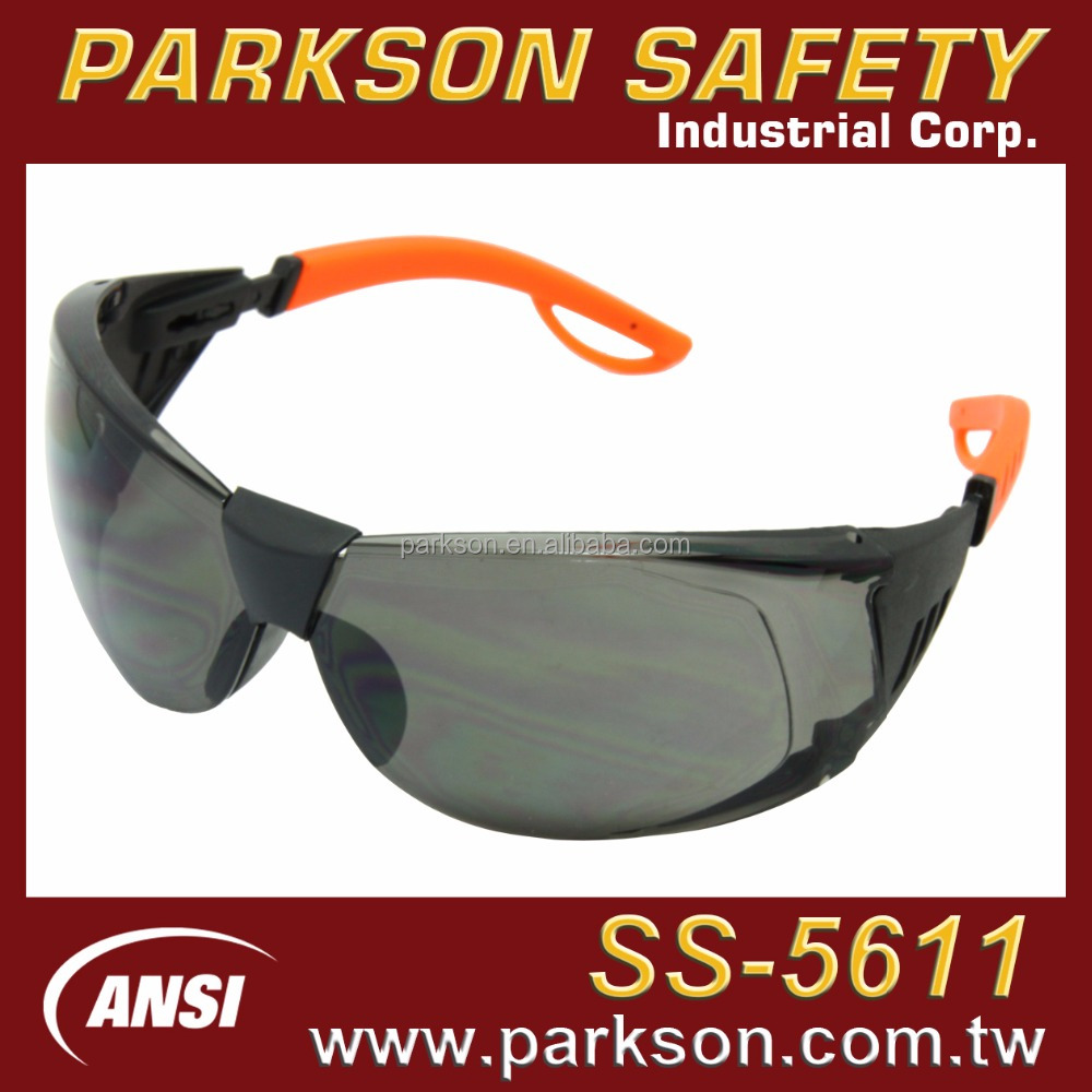 PARKSON SAFETY Taiwan Hunter Outdoor Shooting Activity Eye Protective Gear 99.9% UV Reduction Glasses ANSI Z87.1 SS-5611