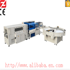 tapes wrapping machine and book wrapping machine for packaging line and systems