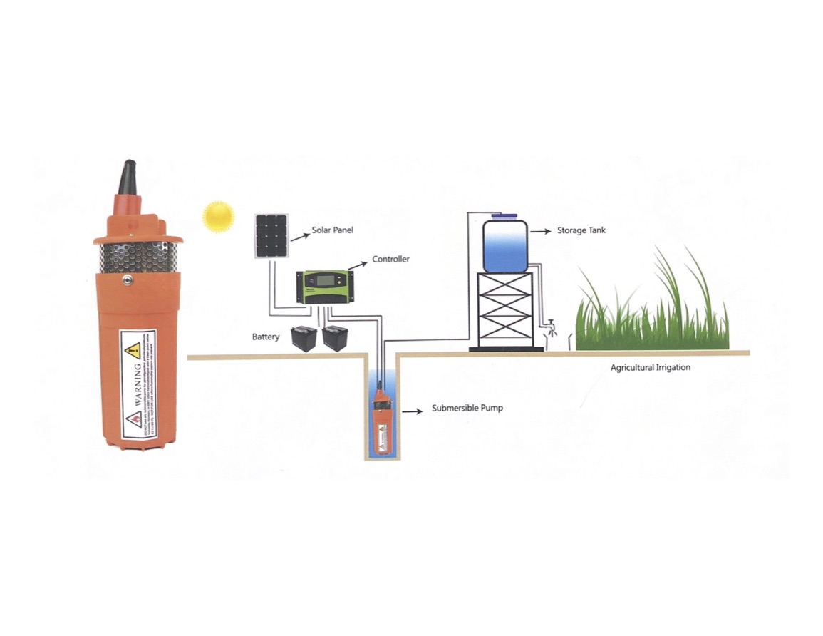 Solar Powered Water Pump System Buy Solar Pump Solar