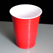 Disposable plastic red party cups manufacturer