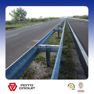 Armco barriers/highway crash barrier