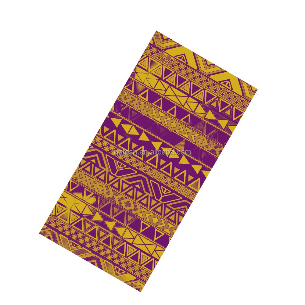 Hotsale products Cycle CustomColorful Islamic Dog Seamless Bandana