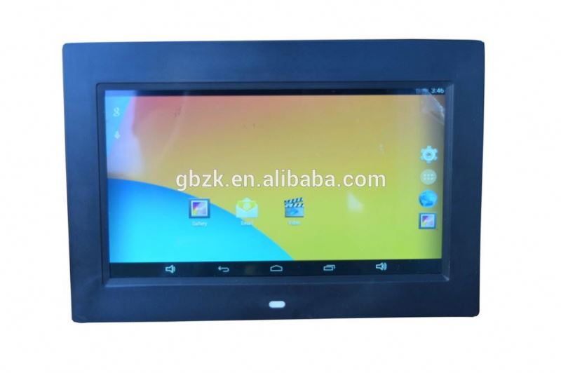 10 inch video audio lcd advertising display,advertising screen,video monitor above urinals, hand-dryers, doors