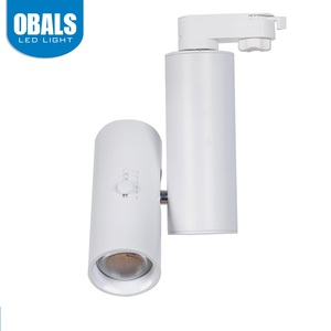 Obals 2700k 3000k 5000k quantus battery powered juno led track lighting
