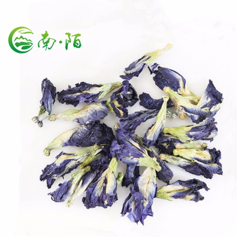 Blue Color Tea Erfly Pea Flower Dried Herbs Product On Alibaba