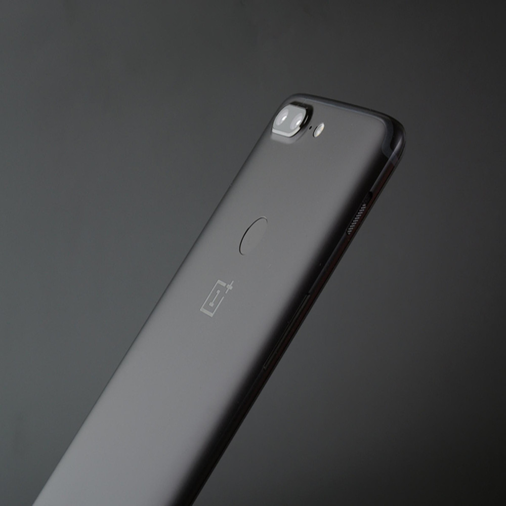 Global version Original Oneplus 5T A5010 Mobile Phone 8G ram 128GB rom Snapdragon 835 Octa Core 20MP IMX398 NFC Fast Charge