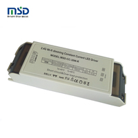 Flicker free noise free DALI dimmable LED driver 10W 20W 30W 45W 60W constant current dimmable led driver 60v led power supply