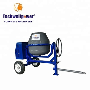 CONCRETE MIXER CM300L/350L/400L/500L/600L/800L Hydraulic Diesel Gasoline Electric Motor portable cement mixer