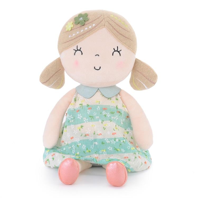 Куклы Gloveleya, плюшевые игрушки, мягкая детская одежда, куклы, детские Тряпичные куклы, Kawaii, подарки для девочек(Китай)