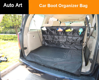 car boot organizer tool cargo bag car boot tidy storage. Black Bedroom Furniture Sets. Home Design Ideas