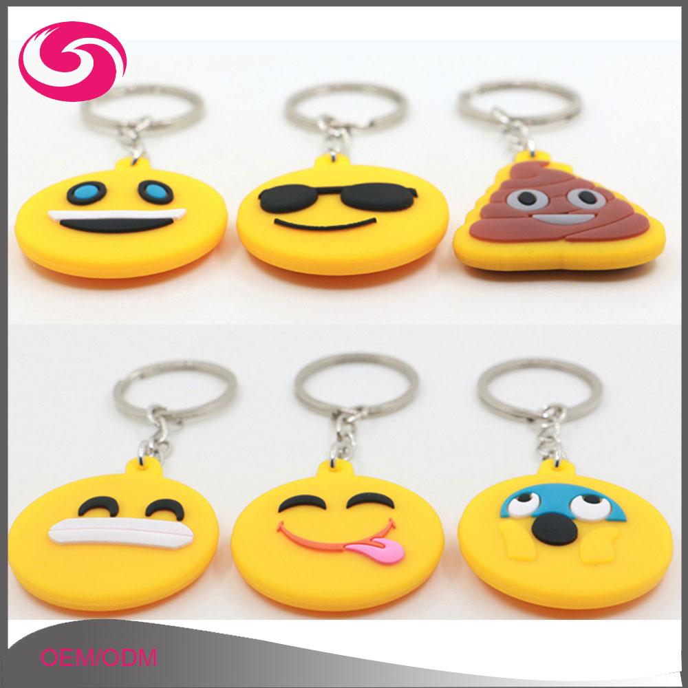 Cheap rate custom emoji keyring soft rubber emoji keychain buy jpg  1000x1000 Custom emoji 372a380d4c74