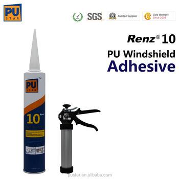 Enviroment Friendly Automotive Windscreen Polyurethane Adhesive Buy Easy Apply Automotive Windscreen Polyurethane Gluepu Adhesive Polyurethane