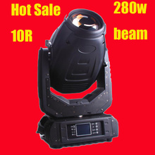 New design!! Hot sale Brightness Updated 10R 280W Beam Moving Head