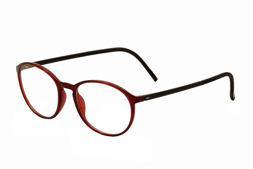 73cf96a0c6 Get Quotations · Silhouette Eyeglasses SPX Illusion Full Rim 2889 6062  Optical Frame 49x17x135mm