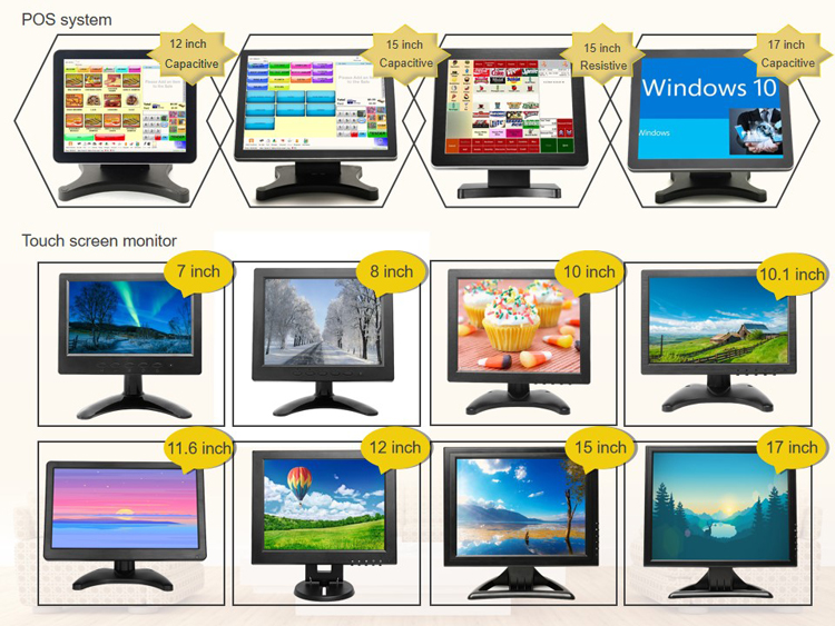 10 inch monitor desktop