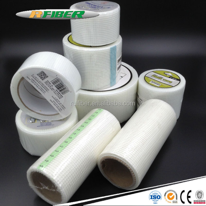 2017 Star Product Cross Reinforced Double sided fiberglass mesh tape