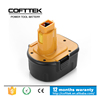For Dewalt 12V 3000mAh ni-mh tools battery with power tools rechargeable battery