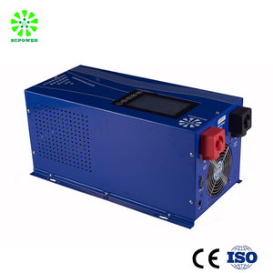 1000W easy operation pure sine wave mppt solar charger controller solar water pump inverter