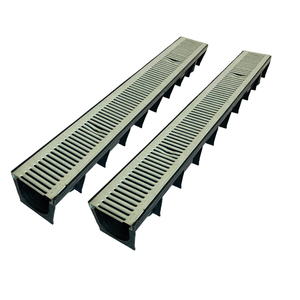 wholesale drainage channel with grating
