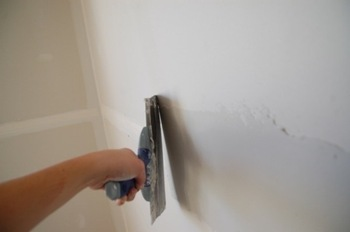 Paint Remover From Skimmed Wall