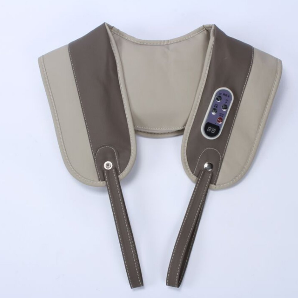 Medylove Neck and Shoulder Tapping Massager Quick Pain Relief on Neck Shoulder & Back,Long Term Health Benefits