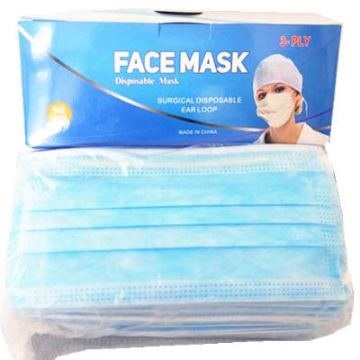 face mask disposal