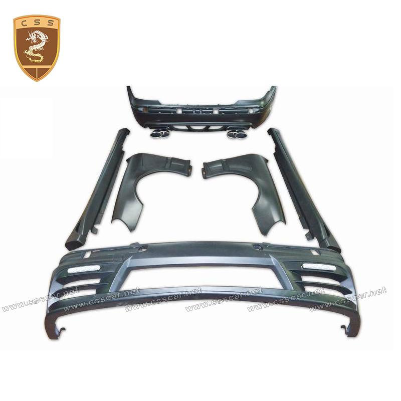 Front Bumper Moulding Trim For Mercedes Benz S430 S500 S55 S600 2208850274