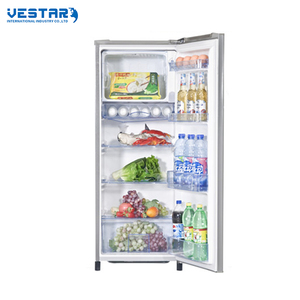 238L removable plastic top cheap mini refrigerator