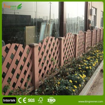 Precio barato compuesto madera valla de madera paneles buy alta calidad barato paneles de la - Paneles de madera para jardin ...
