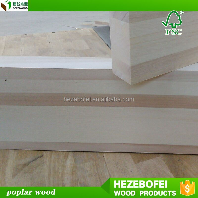 Best Selling Poplar Wood from Shandong factory