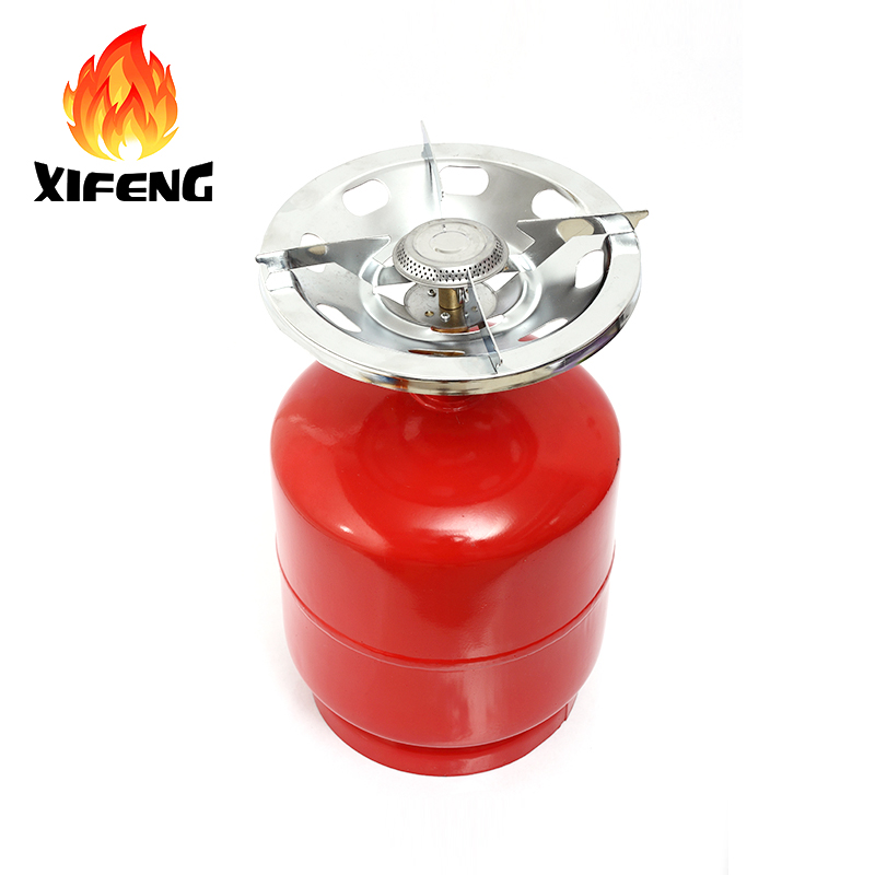 With Unique Design mini lpg gas cylinder 3kg factory