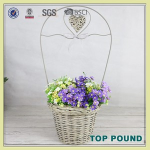 Chinese Products Wholesale Wicker Plant Pots